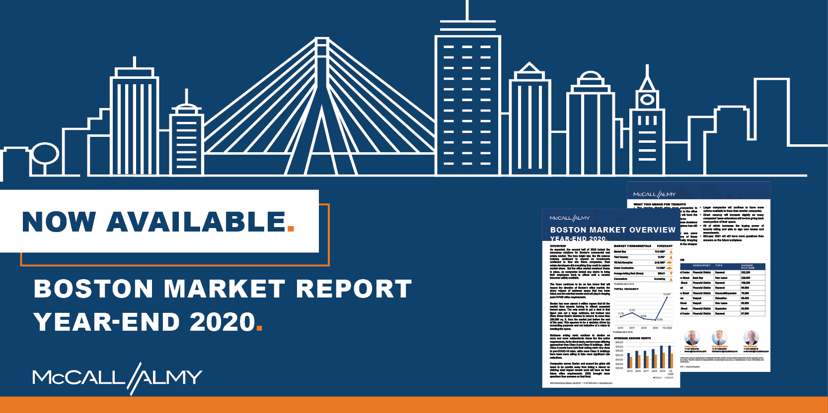 McCall & Almy Year-End Market Report 2020